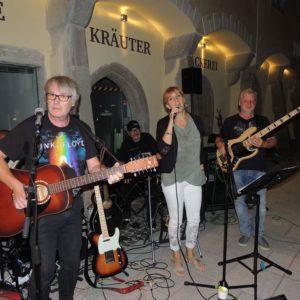 Pink Floyd and Who mit deutschen Texten