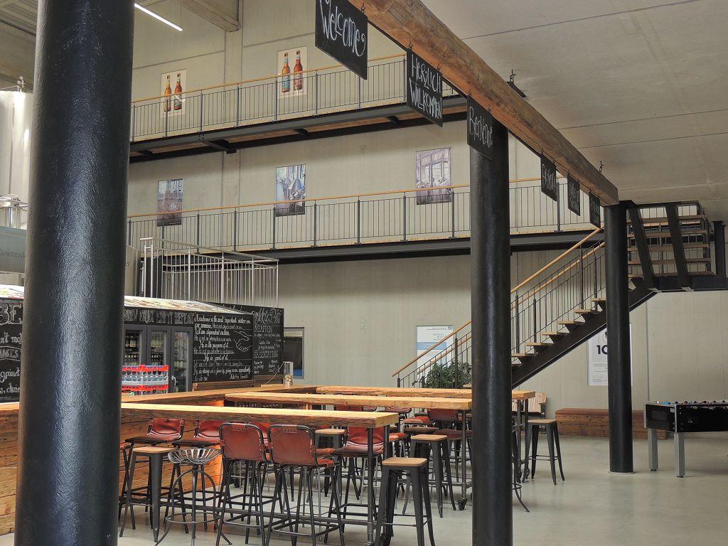 Bierausflug Brauerei Camba Seeon Deutschland